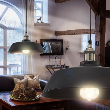 moderne h ngeleuchten von 4. Black Bedroom Furniture Sets. Home Design Ideas