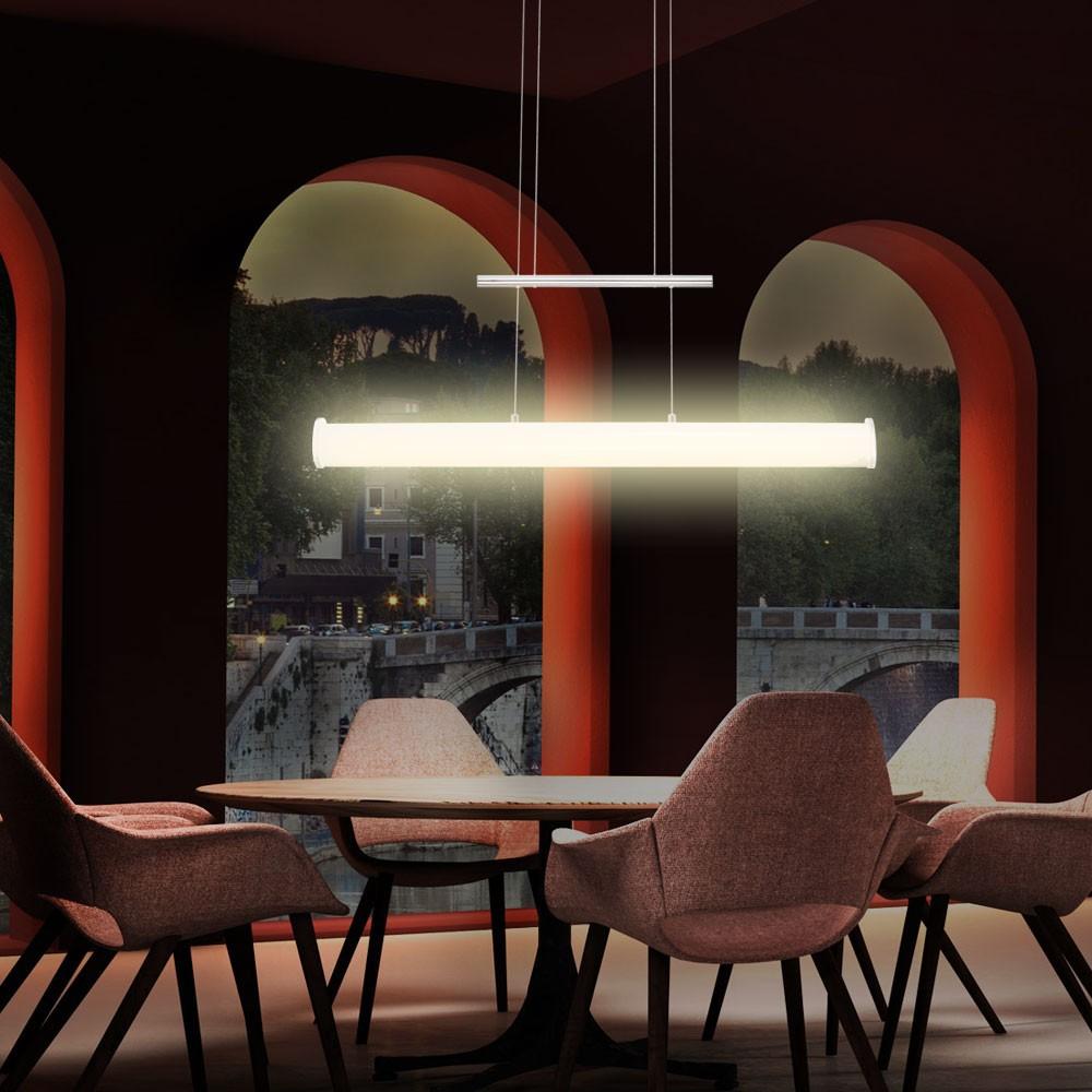 led 18 watt h ngelampe h ngelampe esstischlampe h ngelampen glas. Black Bedroom Furniture Sets. Home Design Ideas